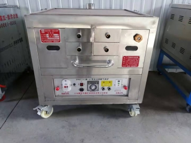 SWH(19)款-4C型多功能燃气烤炉